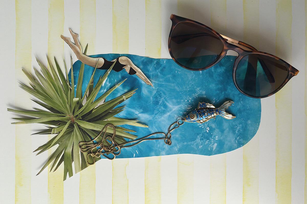 Urlaub_Körperbild_Collage