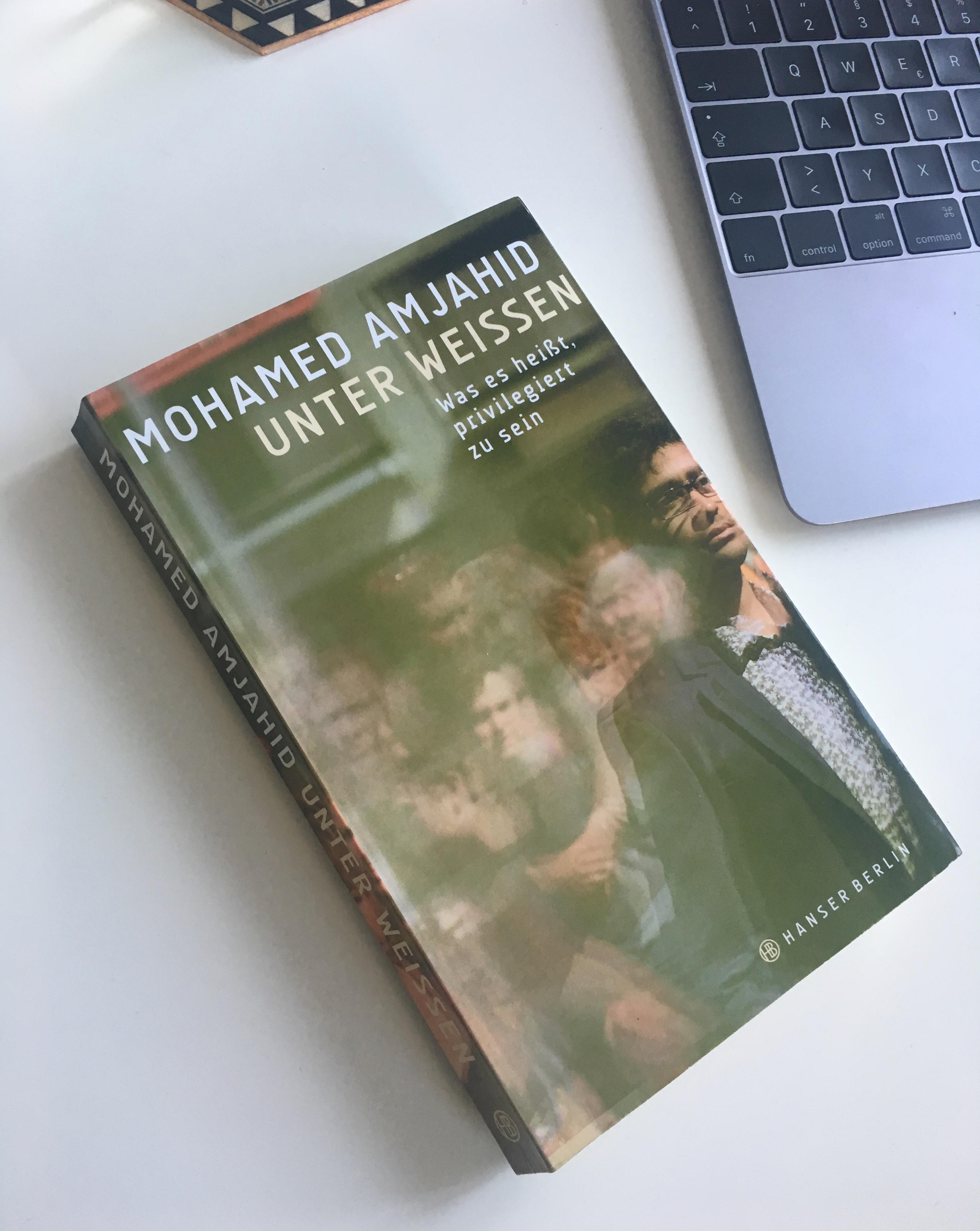 Mohamed_Amjahid_UnterWeißen_Buecher_Books